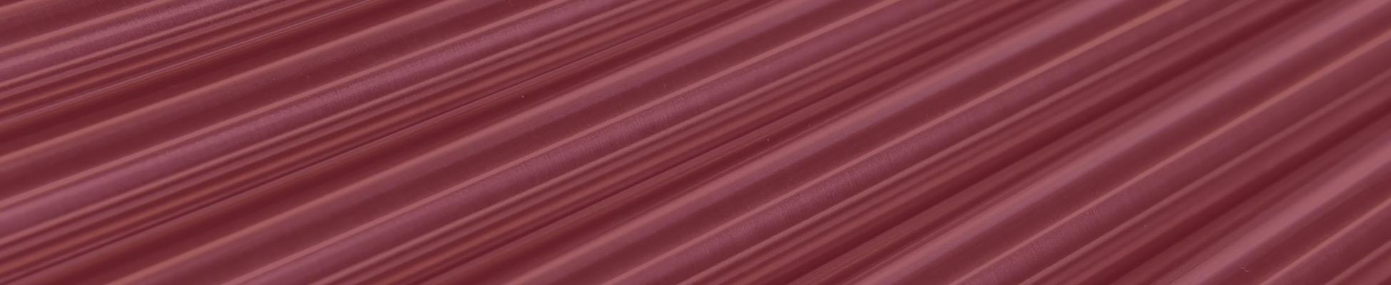 Detailaufnahme von Stahlr- oder Eisenrohren